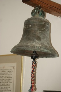bell at St Johns Church